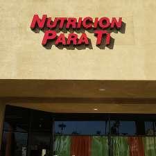 Nutricion Para Ti | 82204 CA-111 STE. F, Indio, CA 92201, USA