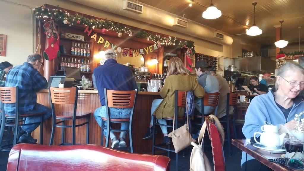 First St. Cafe | cafe | 440 1st St, Benicia, CA 94510, USA | 7077451400 OR +1 707-745-1400