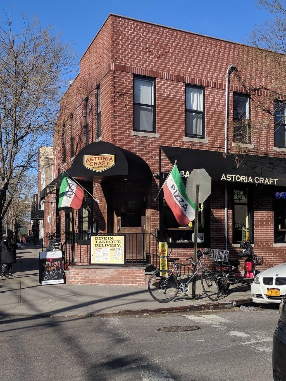 Astoria Craft Bar & Kitchen | restaurant | 1801 26th Rd, Astoria, NY 11102, USA | 7182784300 OR +1 718-278-4300