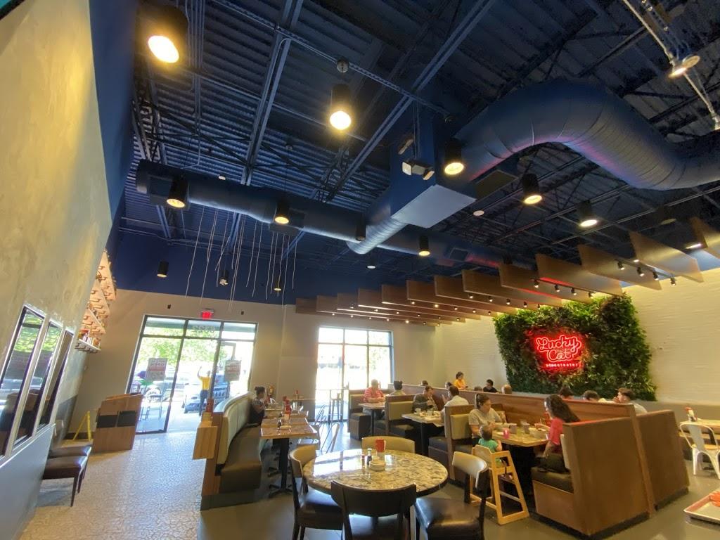 LUCKY CAT STREET EATERY   restaurant   6322 N Andrews Ave, Fort Lauderdale, FL 33309, USA   9549095301 OR +1 954-909-5301