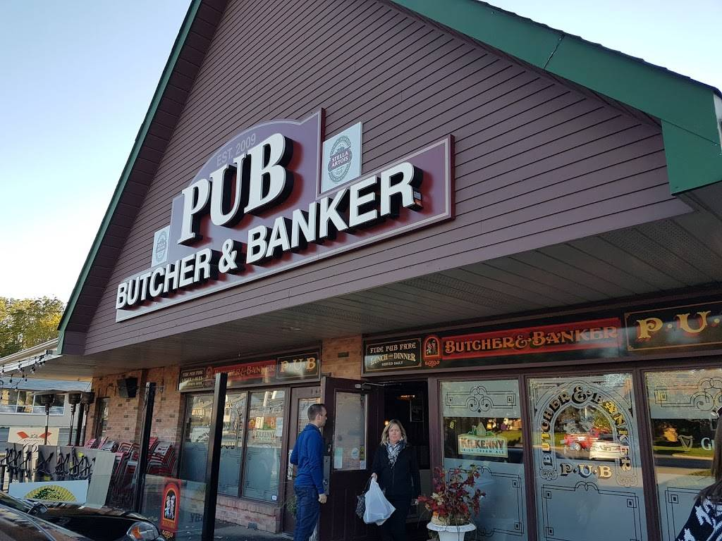 The Butcher & Banker Pub | restaurant | 4520 Ontario St, Beamsville, ON L0R 1B5, Canada | 9055633777 OR +1 905-563-3777