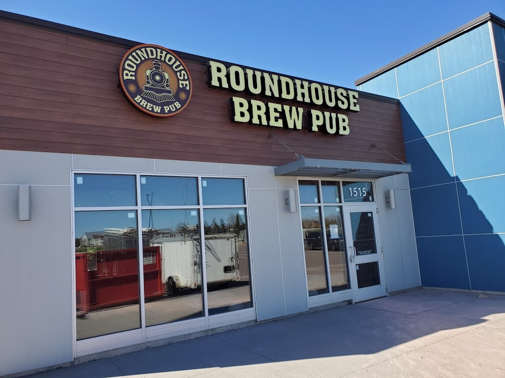 Roundhouse Brew Pub | restaurant | 1515 E 69th St, Sioux Falls, SD 57108, USA