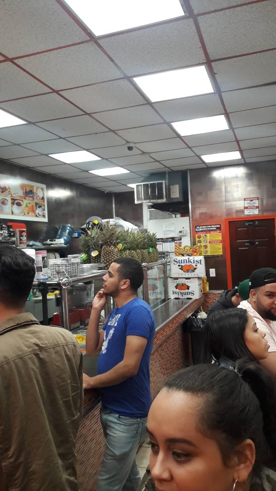Empanadas Monumental   restaurant   522 W 207th St, New York, NY 10034, USA   2125675241 OR +1 212-567-5241