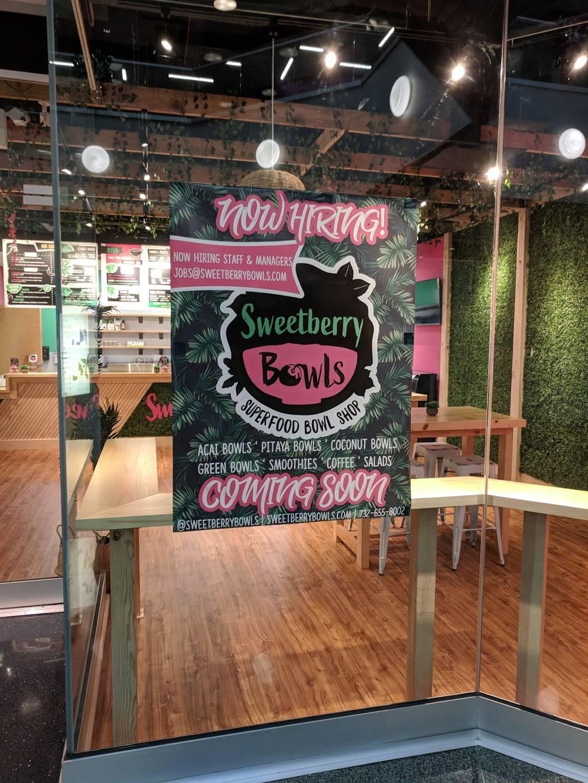 Sweetberry Bowls   restaurant   525 Washington Blvd, Jersey City, NJ 07310, USA