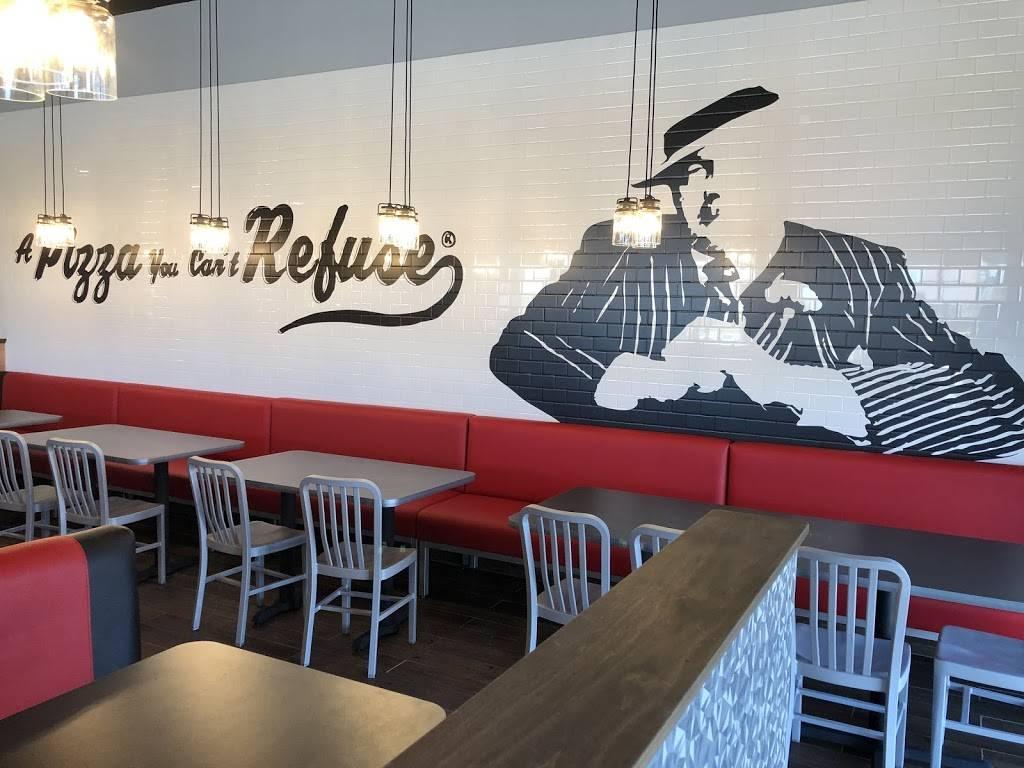 Godfathers Pizza   restaurant   1606 FM423 Suite 400, Frisco, TX 75034, USA   2144364555 OR +1 214-436-4555