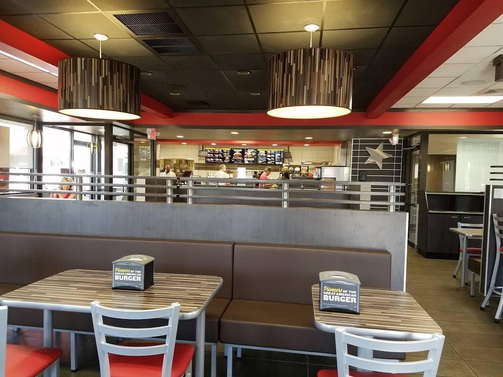 Hardees   restaurant   9201 Lee Hwy, Ooltewah, TN 37363, USA   4232385499 OR +1 423-238-5499