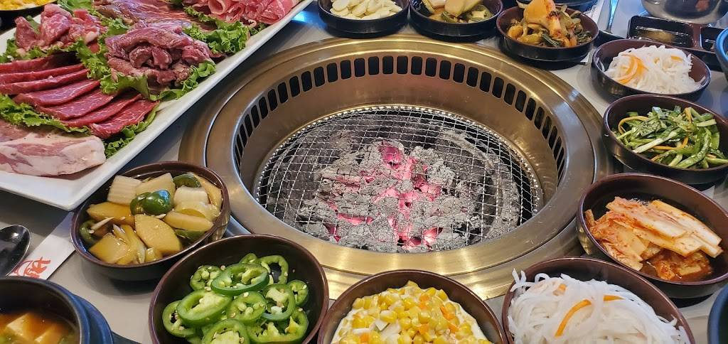 E.M. Bop TableTop Korean BBQ | restaurant | 2442 Pleasant Hill Rd, Duluth, GA 30096, USA | 4704696843 OR +1 470-469-6843