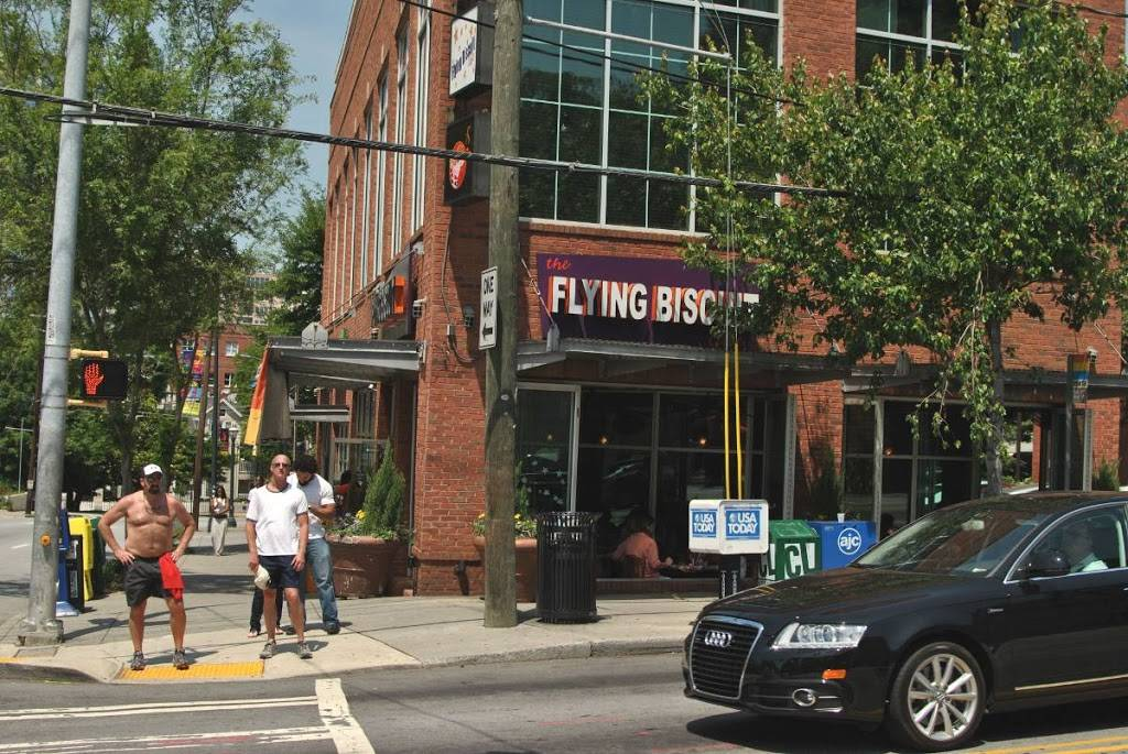 The Flying Biscuit Cafe | meal delivery | 1001 Piedmont Ave NE, Atlanta, GA 30309, USA | 4048748887 OR +1 404-874-8887
