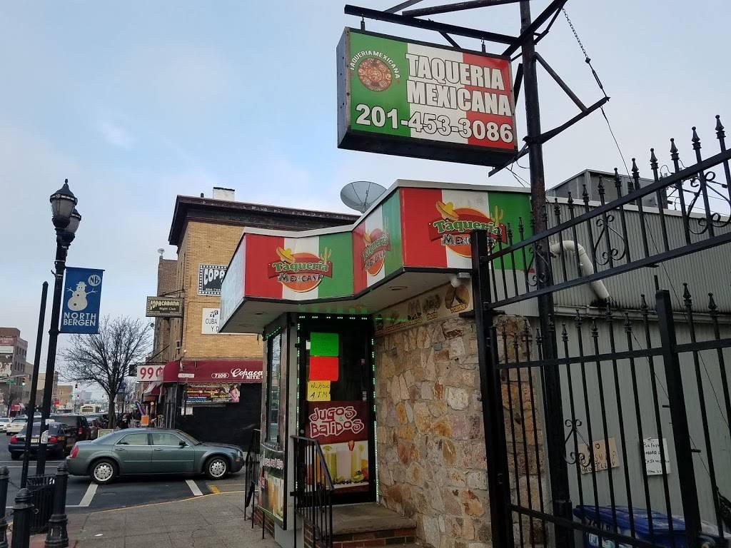 Taqueria Mexicana | restaurant | 7024 Bergenline Ave, North Bergen, NJ 07047, USA | 2014533086 OR +1 201-453-3086