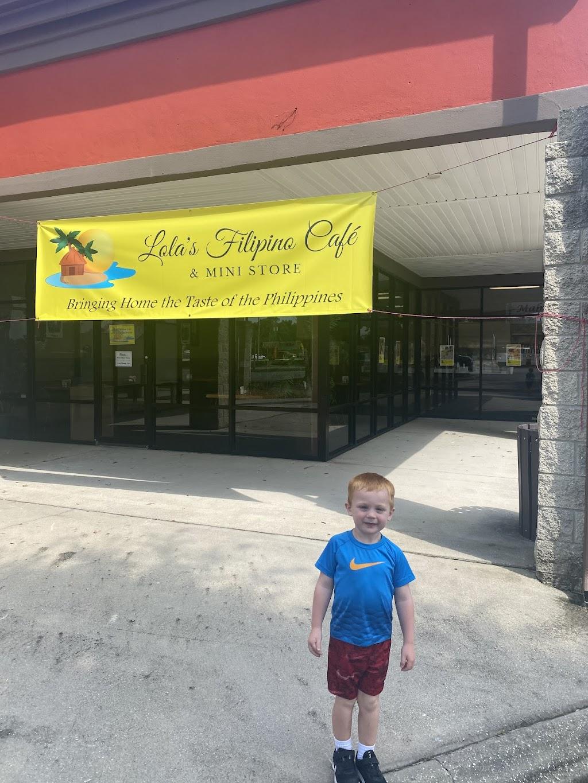 Lolas Filipino Cafe & Mini Store   restaurant   1241-21 Blanding Blvd, Orange Park, FL 32065, USA   9043750208 OR +1 904-375-0208