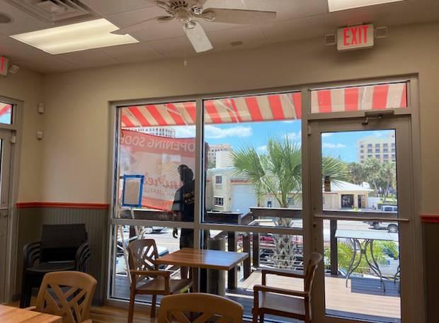 Andres Belgian Waffles | restaurant | 22 Bay Esplanade, Clearwater Beach, FL 33767, USA