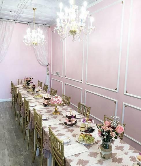 Rose & Blanc Tea Room & Venue | cafe | 301 S Western Ave #202, Los Angeles, CA 90020, USA | 2133306787 OR +1 213-330-6787