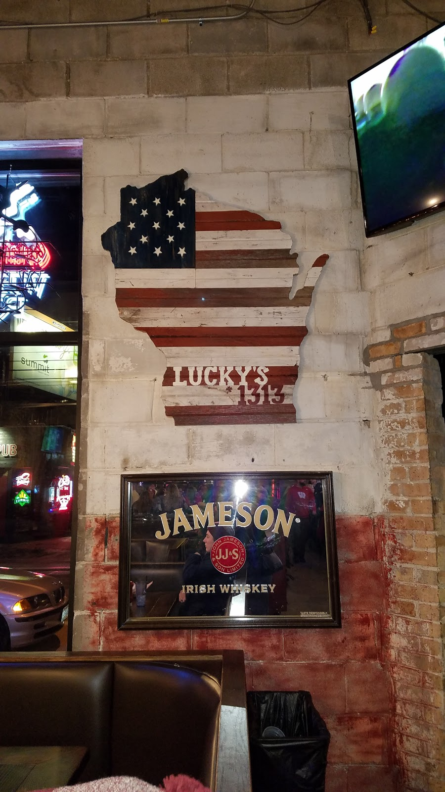 Luckys 1313 Brew Pub | restaurant | 1313 Regent St, Madison, WI 53715, USA | 6082508989 OR +1 608-250-8989