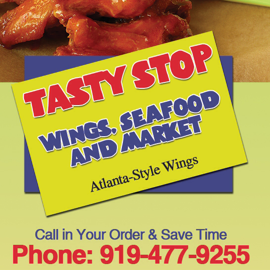 Tasty Stop | restaurant | 3600 N Duke St #39b, Durham, NC 27704, USA | 9194779255 OR +1 919-477-9255