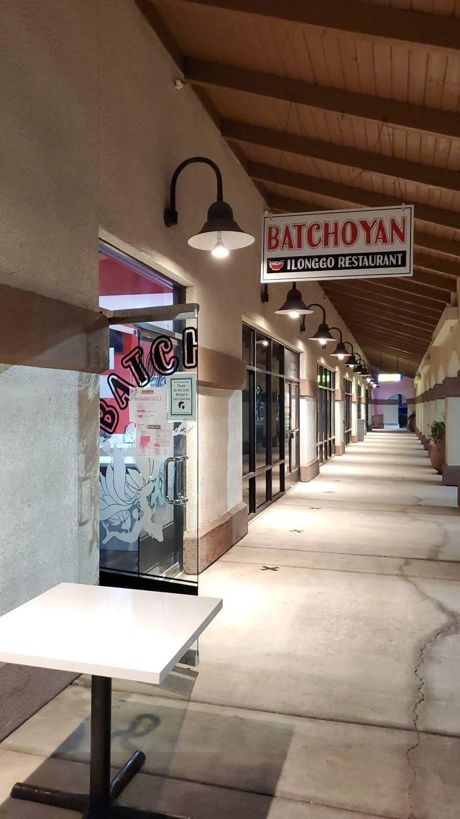 Batchoyan Ilonggo Restaurant | restaurant | 1775 E Daily Dr, Camarillo, CA 93010, USA | 8057024025 OR +1 805-702-4025