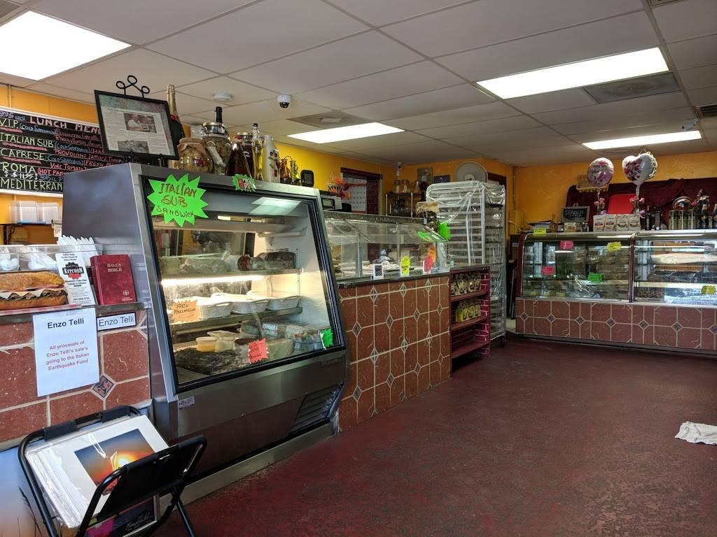 Vinny S Italian Kitchen Bakery 5337 Gulf Dr Holmes Beach Fl 34217 Usa