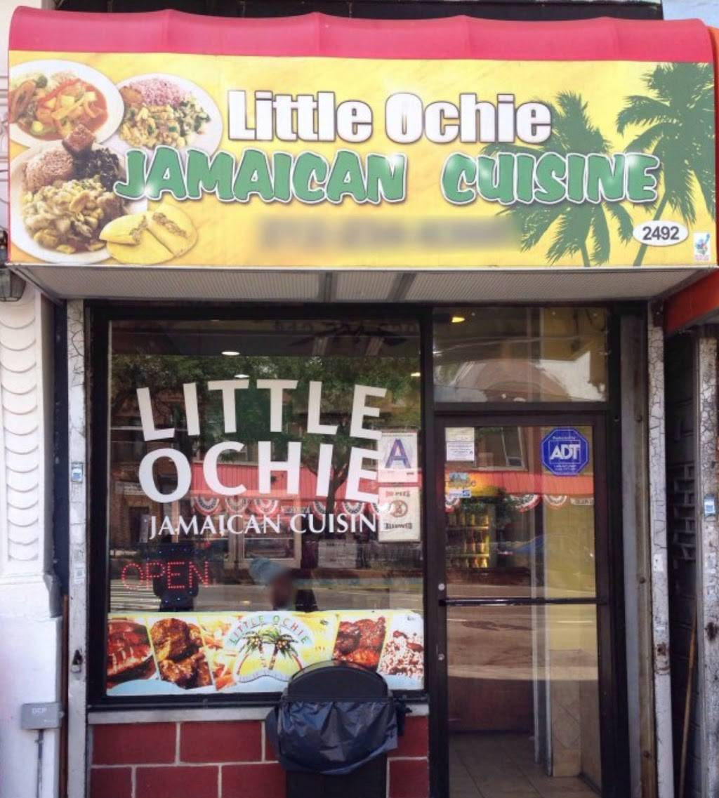 Little Ochie | restaurant | 2492 Adam Clayton Powell Jr Blvd, New York, NY 10030, USA | 2122346300 OR +1 212-234-6300