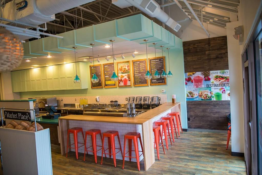 Tropical Smoothie Cafe | restaurant | 1590 Boston Post Rd, Milford, CT 06460, USA | 7708211900 OR +1 770-821-1900