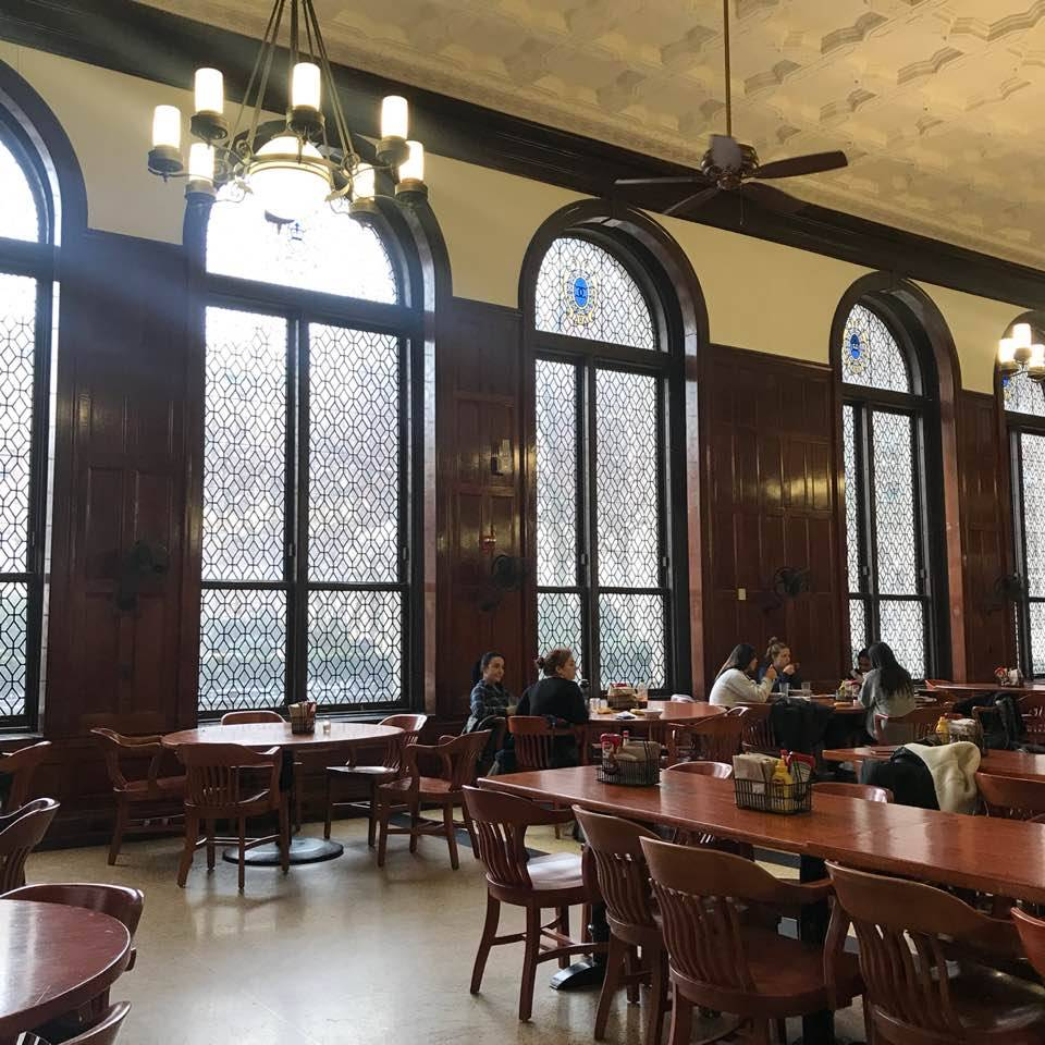 John Jay Dining Hall | restaurant | 519 W 114th St, New York, NY 10027, USA