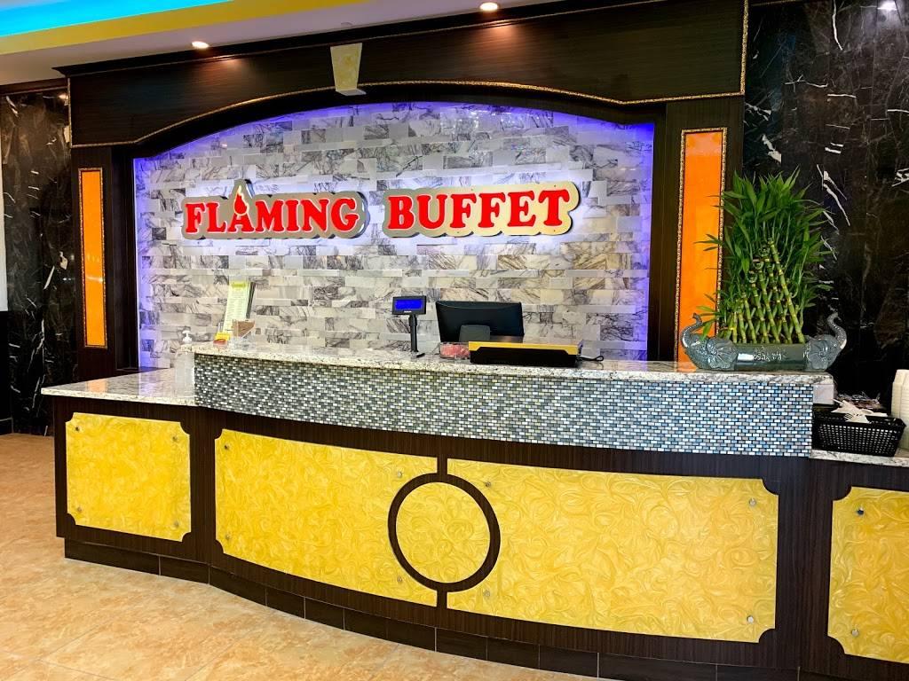 Flaming Buffet | restaurant | 1300 E Belt Line Rd #100, Richardson, TX 75081, USA | 9726850023 OR +1 972-685-0023