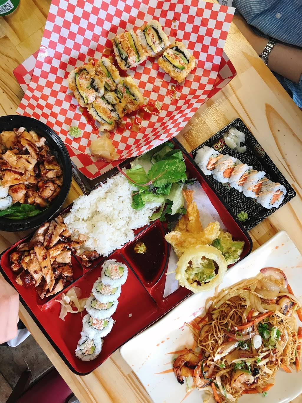Teri Teri Japanese Restaurant | restaurant | 3415 Bergenline Ave, Union City, NJ 07087, USA | 2015529375 OR +1 201-552-9375