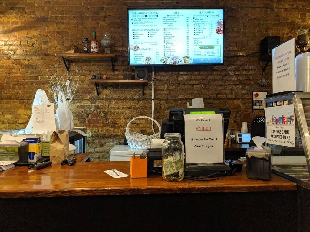 Wafas Express | restaurant | 812 Grand St, Brooklyn, NY 11211, USA | 7185763547 OR +1 718-576-3547