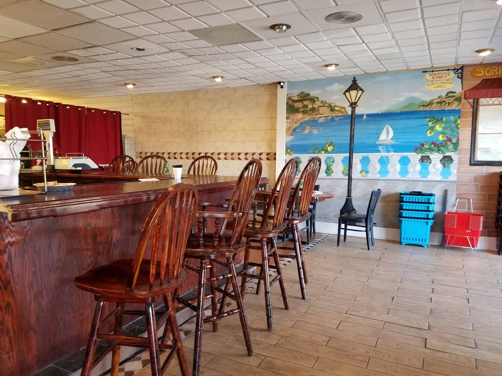 Sorrento Little Italy | bakery | 9721 US-19, Port Richey, FL 34668, USA | 7278482434 OR +1 727-848-2434