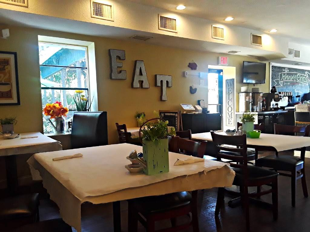 Johnny Grits | restaurant | 5749 Main St, New Port Richey, FL 34652, USA | 7278357663 OR +1 727-835-7663