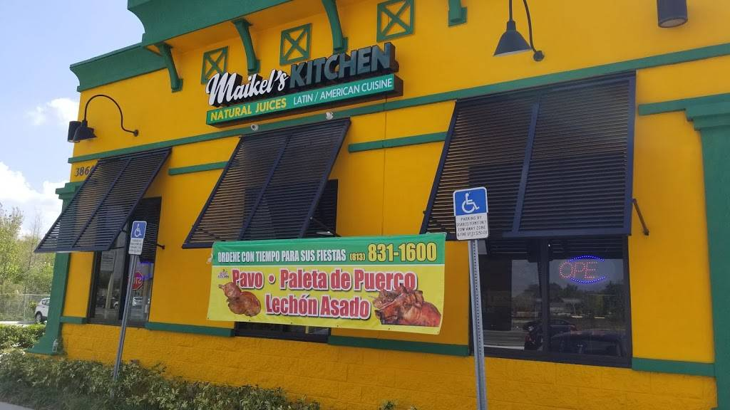 Maikels Kitchen | restaurant | 3864 W Waters Ave, Tampa, FL 33614, USA | 8138311600 OR +1 813-831-1600