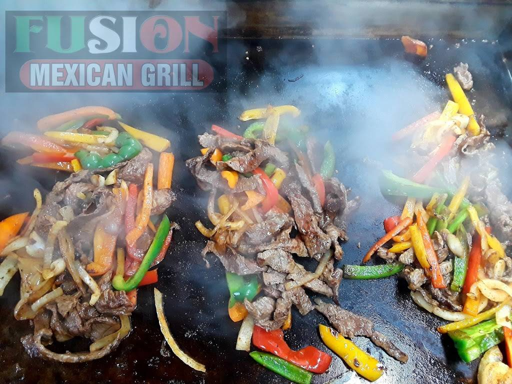 Fusion Mexican Grill | restaurant | 124 W Ryder Ave, Landis, NC 28088, USA | 7048599254 OR +1 704-859-9254