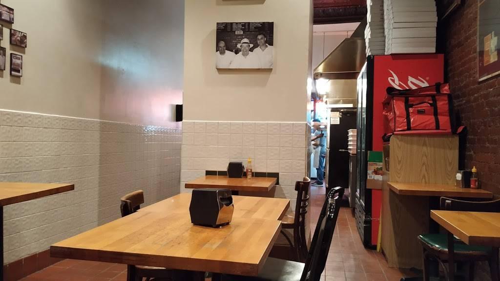 Sal and Carmine Pizza   restaurant   2671 Broadway, New York, NY 10025, USA   2126637651 OR +1 212-663-7651