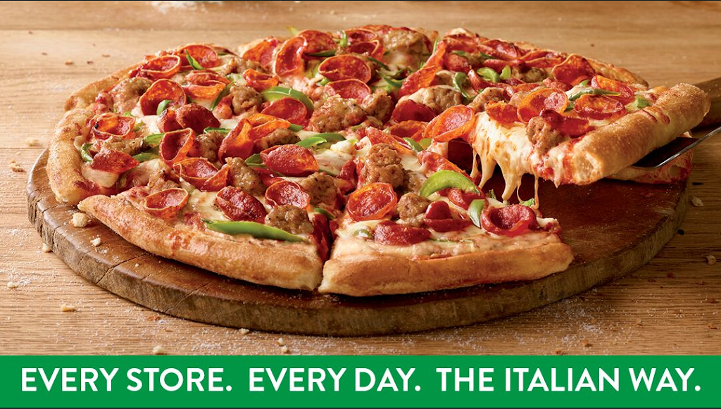 Marcos Pizza   meal takeaway   4019 Pelham Rd, Dearborn Heights, MI 48125, USA   3132783400 OR +1 313-278-3400