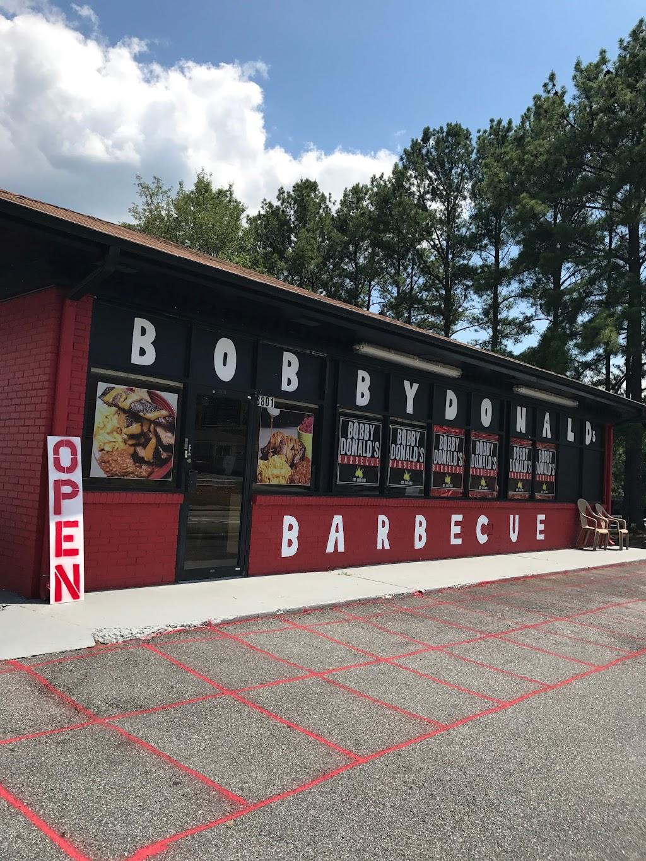Bobby Donalds Barbecue   restaurant   3801 Austell Rd, Austell, GA 30106, USA