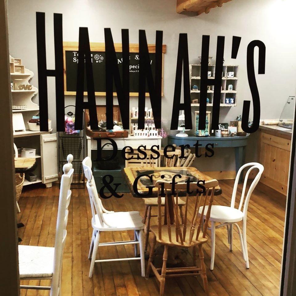 Hannahs | bakery | 112 E Philip St Unit C, Lake Leelanau, MI 49653, USA | 2319942068 OR +1 231-994-2068