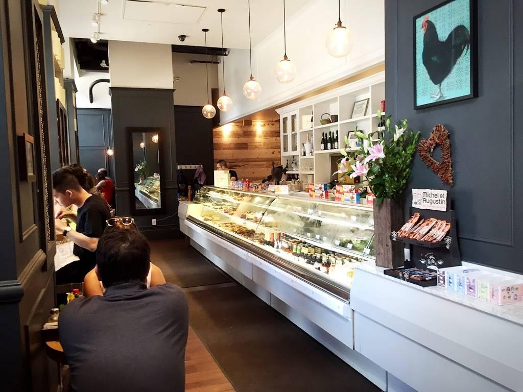 La Bergamote   restaurant   515 W 52nd St, New York, NY 10019, USA   2125862429 OR +1 212-586-2429