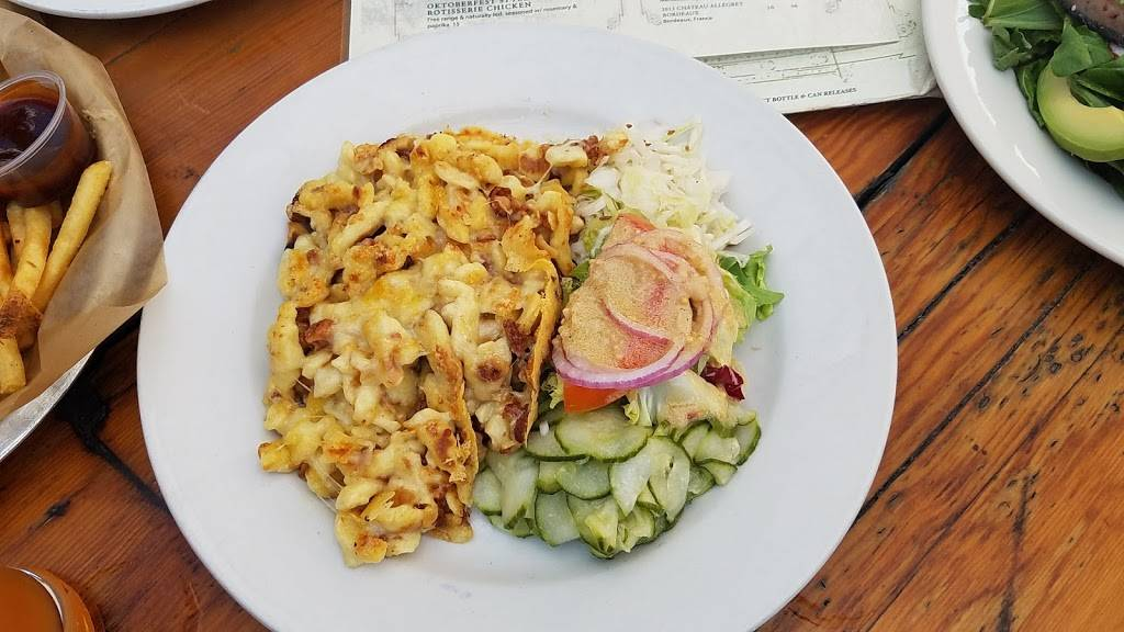 Pilsener Haus & Biergarten | restaurant | 1422 Grand St, Hoboken, NJ 07030, USA | 2016835465 OR +1 201-683-5465