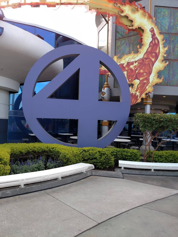 Captain America Diner | restaurant | 6000 Universal Blvd, Orlando, FL 32819, USA | 4073638000 OR +1 407-363-8000