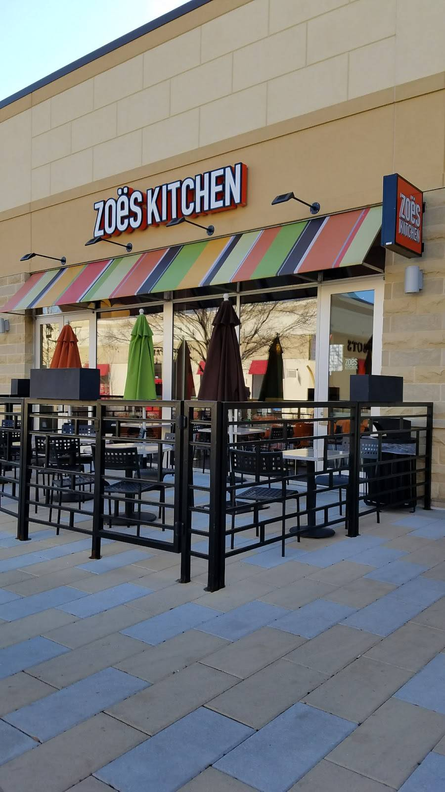 Zoës Kitchen   restaurant   10300 Little Patuxent Pkwy #3140, Columbia, MD 21044, USA   4109970124 OR +1 410-997-0124