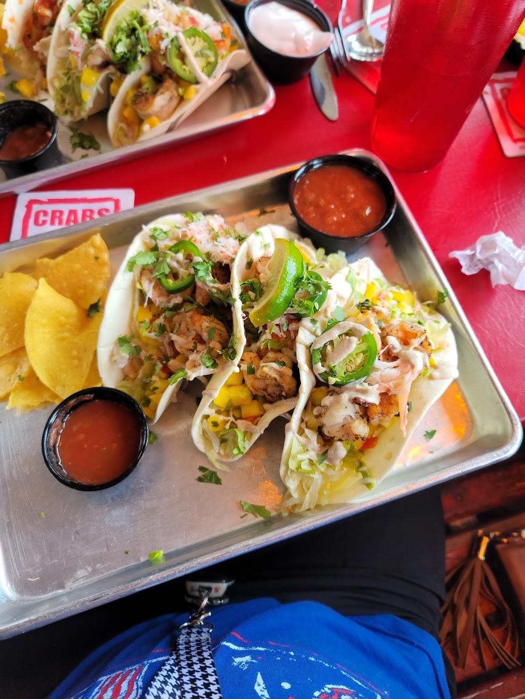 Crabs | restaurant | 6 Casino Beach Boardwalk, Gulf Breeze, FL 32561, USA | 8509320700 OR +1 850-932-0700