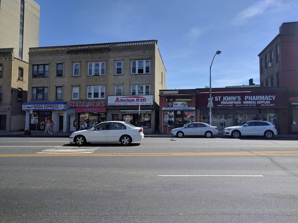American Hero | meal takeaway | 2982 John F. Kennedy Blvd, Jersey City, NJ 07306, USA | 2012225151 OR +1 201-222-5151