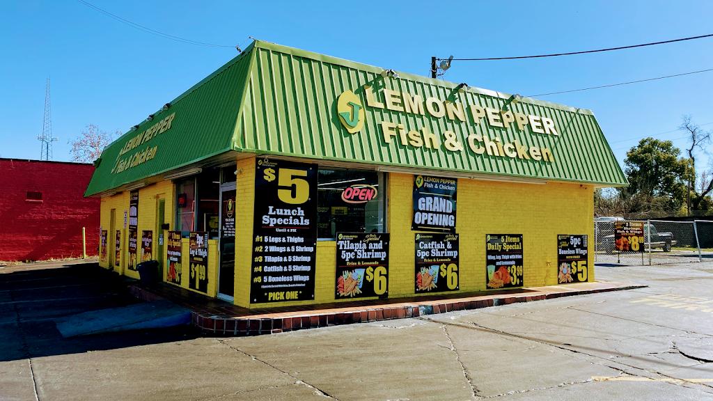 J lemon pepper fish & chicken | restaurant | 2440 W Beaver St, Jacksonville, FL 32209, USA | 9045515484 OR +1 904-551-5484