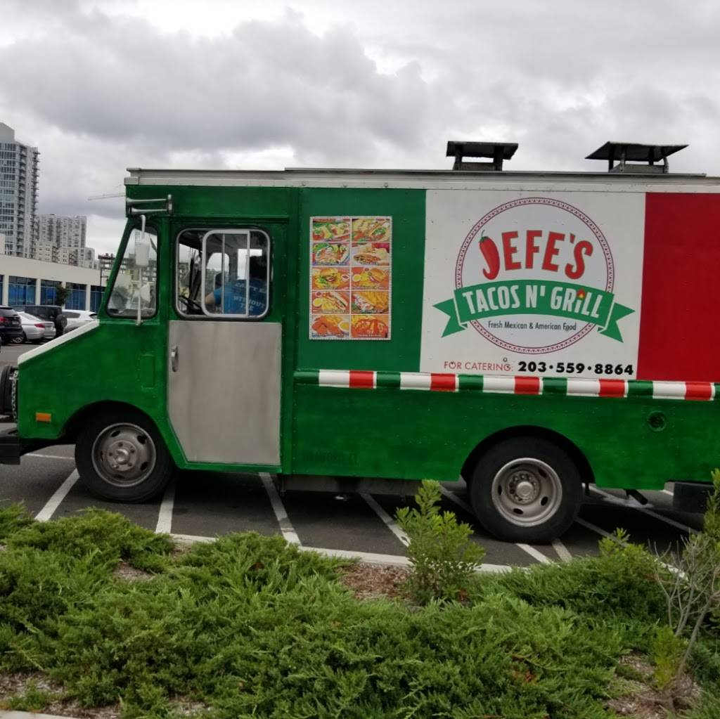 Jefes Tacos N Grill llc | restaurant | 799 E Main St, Stamford, CT 06902, USA | 2035598864 OR +1 203-559-8864