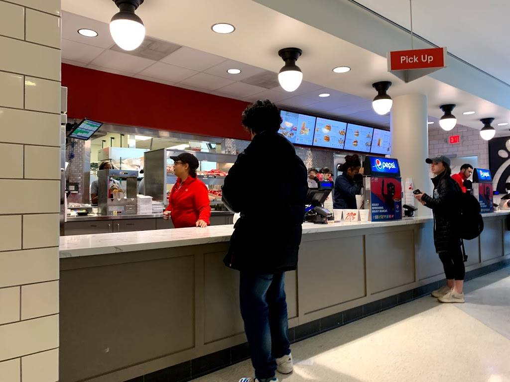 Chick-fil-A | restaurant | 2701 Bearcat Way University, Tangeman University Center, Cincinnati, OH 45221, USA | 5135561045 OR +1 513-556-1045