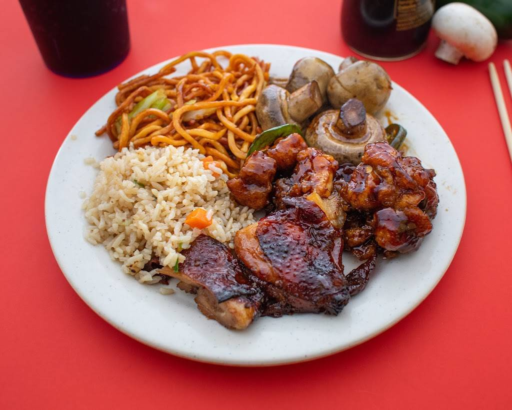 El Castillo Chino Chinese and Mexican Buffet - Restaurant   5819 S Central  Ave, Phoenix, AZ 85040, USA