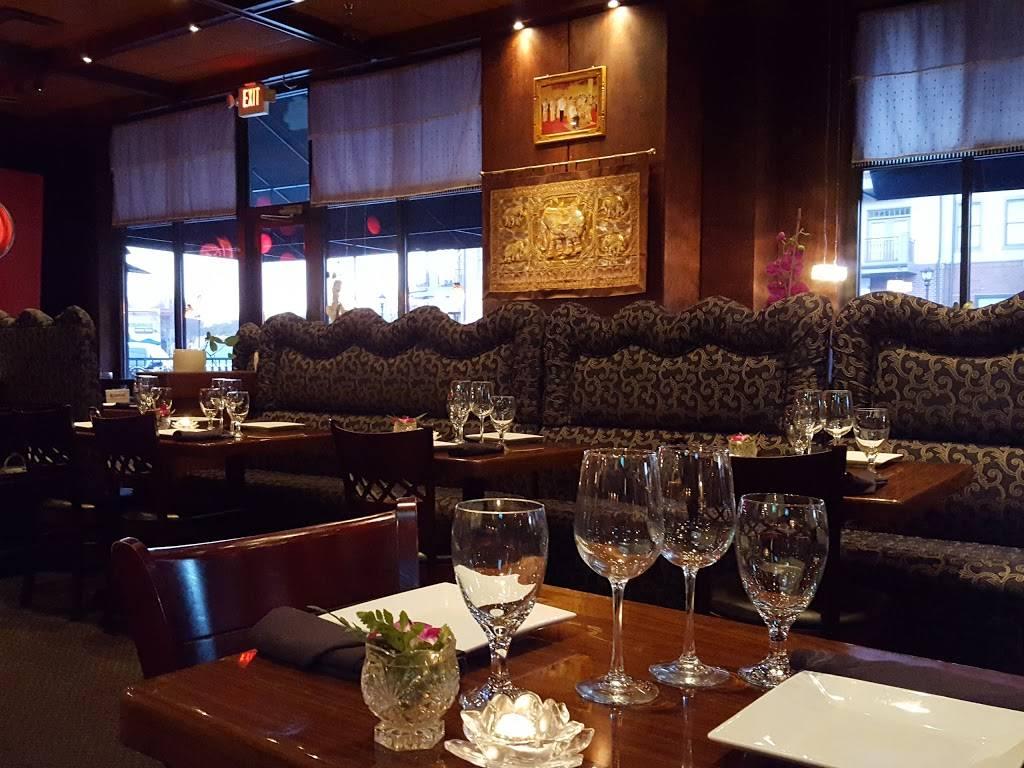 LThai Organic Cuisine & Wine Bar   restaurant   4500 W Village Pl #1017, Smyrna, GA 30080, USA   7704344344 OR +1 770-434-4344