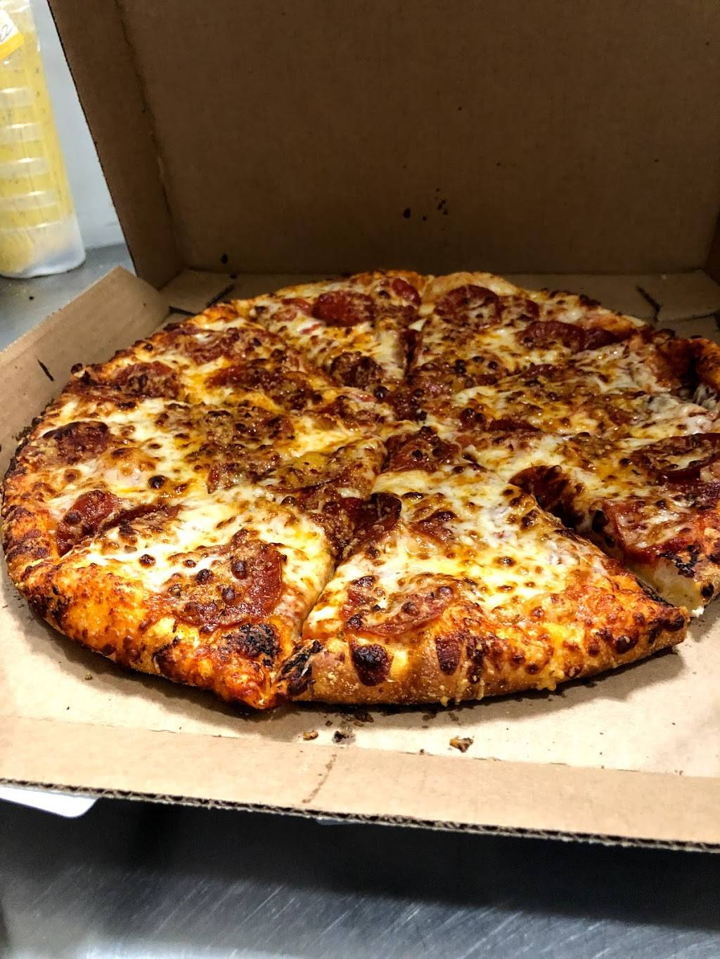Domino S Pizza Meal Delivery 3275a Nw 29th Ave Portland Or 97210 Usa