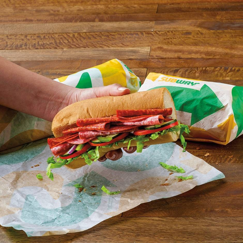 Subway | meal takeaway | 1616 W Airline Hwy, Laplace, LA 70068, USA | 5044173282 OR +1 504-417-3282