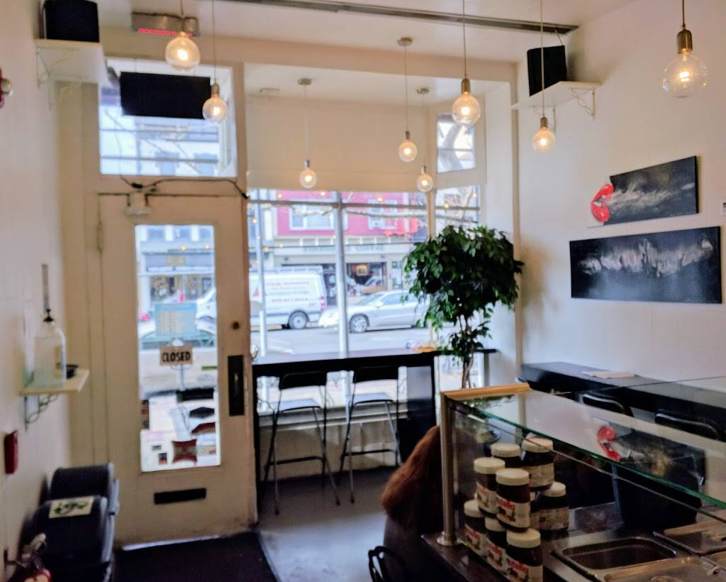 Crepe Guru | restaurant | 110 Bright St, Jersey City, NJ 07302, USA | 2014289383 OR +1 201-428-9383