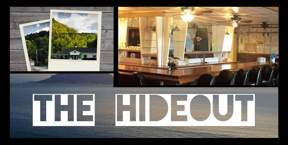 The Hideout | meal delivery | 1141 Staunton Turnpike, Parkersburg, WV 26104, USA | 3042120000 OR +1 304-212-0000