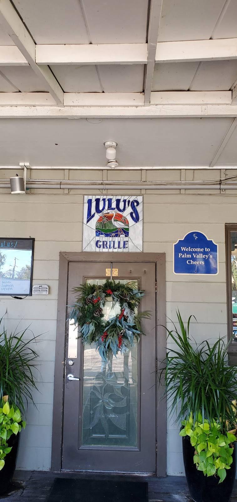 LuLu's Waterfront Grille - Restaurant